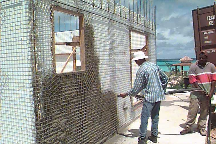 97 10 09 Progress Report Tropical Building Home Page